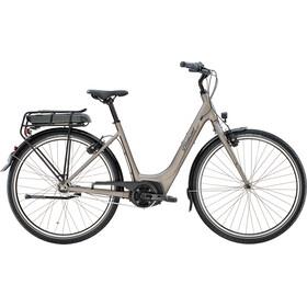 Diamant Saphir+ T Bicicletta elettrica da città 300WH Easy Entry beige